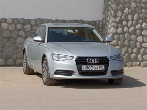 Audi Kurs by тест драйв Audi A6 курс электродинамики