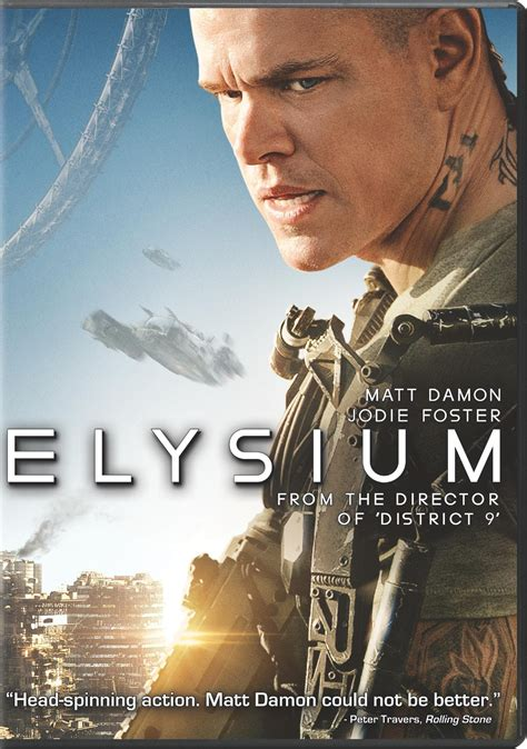 matt damon elysium elysium dvd release date december 17 2013
