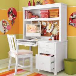 Kids White Desk by Kids Desks Amp Chairs Kids White Simple Desk The Land Of Nod