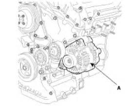 Kia Sedona Alternator Removal Need To How To Replace A 2009 Kia Sedona Alternator