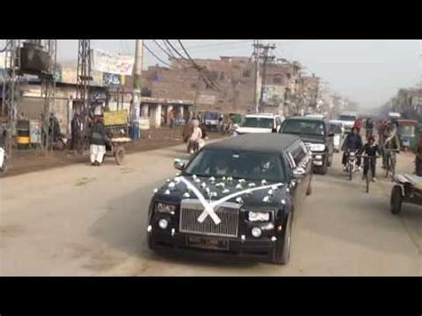 roll royce pakistan rolls royce phantom limousine wedding gujranwala pakistan
