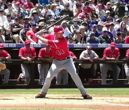 check swing home run this week in gifs top angel home runs of 2012 halos heaven