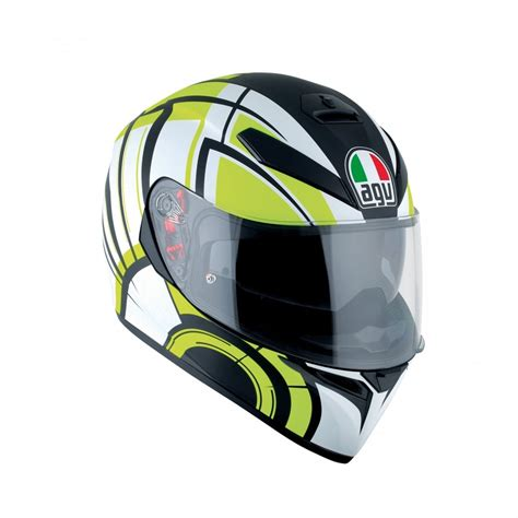 Agv Sv Avior White 1 agv k3 sv plain colour