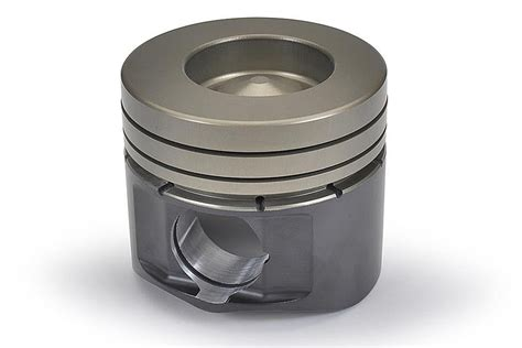 Diesel Steel forged steel diesel pistons lead performance into the future