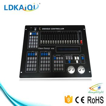 Mixer Lu Led Lighting Dmx Console All In One Led programmable dmx led light console 512 stage light