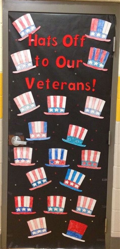 Veterans Day Decoration Ideas by 1000 Ideas About Classroom Door Decorations On Classroom Door Bulletin Boards And