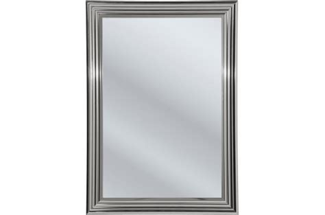 kare design frame miroir kare design frame argent 233 105x75cm miroir