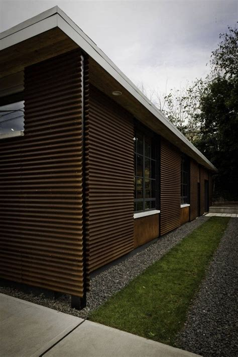 corrugated metal house siding 17 best images about metal siding on pinterest modern homes metal panels and modern