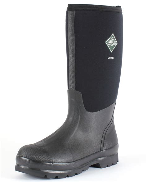 muck work boots muck 174 s waterproof work boots all conditions work