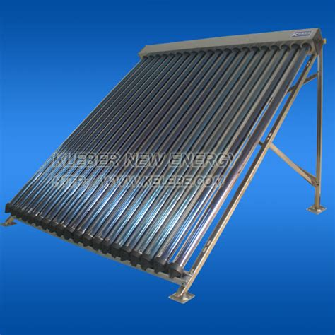 Heat Pipe Solar Collector China Solar Collector Heat Pipe Solar Light Collector