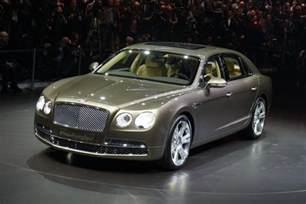 Bentley 2014 Flying Spur 2014 Bentley Flying Spur Live From Geneva Gallery