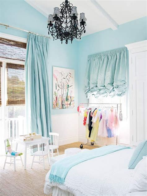 blue bedrooms for girls color roundup using sky blue in interior design the