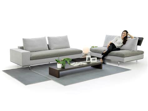 divano modulare divano modulare con tavolino integrato freesofa homeplaneur