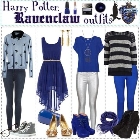 Wardrobe Fashion House by I Would Mix The Blue Dress With The Silver And