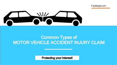 Car Types Common by Common Type Of Motor Vehicle Injury Compensation