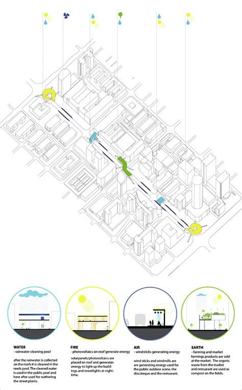 Office Floor Plan Symbols gallery of hua qiang bei road work ac 2