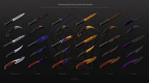 Cs All Type steam community guide chroma update knife guide
