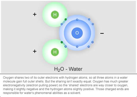 H2o Periodic Table Water Not On The Periodic Table Reason