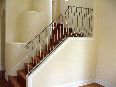 Aluminum Stair Railings Interior by Interior Railing Metal Fabrication Aluminum Fabrication