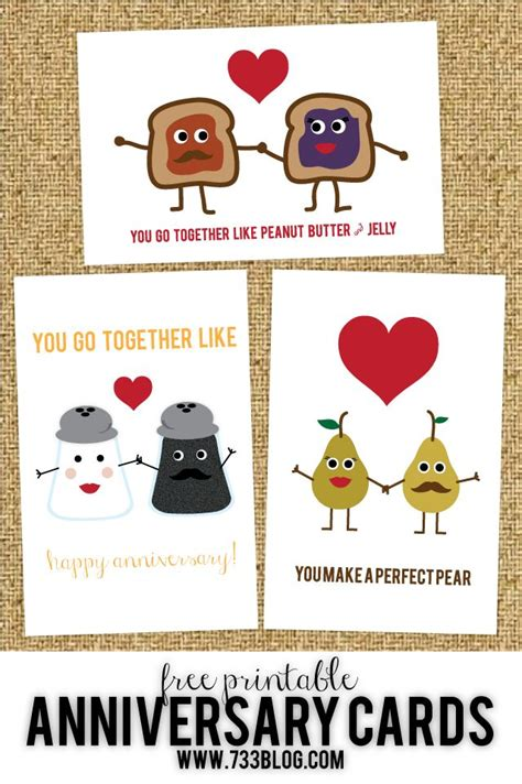 Printable Anniversary Card Ideas | best 25 free anniversary cards ideas on pinterest free