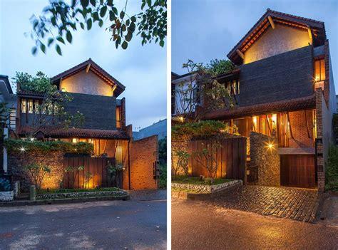 desain pagar sederhana rumah minimalis  mewah