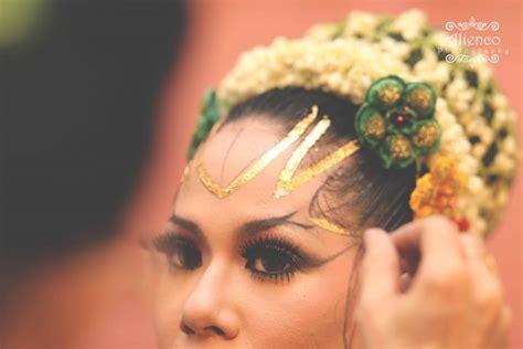 tutorial make up pengantin jawa tengah filosofi rias pengantin adat jawa