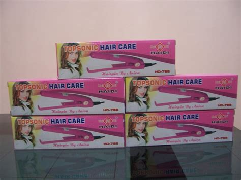Catok Mini Praktis By Diyantishop catok rambut mini haidi portable praktis dan simple