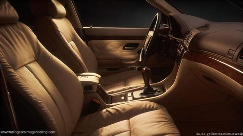 Brown Leather Interior Car by Leather Car Interior Smalltowndjs
