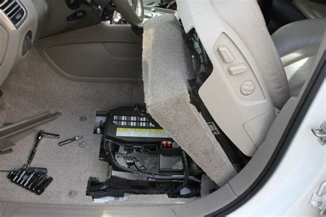 audi a4 battery removing the battery on a q7 audiforums