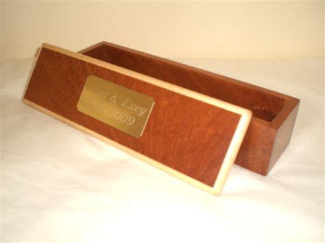 Wedding Certificate Box Uk by Gregory Baglin Furniturewedding Certificate Box
