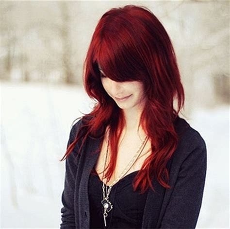 scarlet hair color 10 shades of more choices to dye your hair