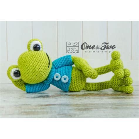 amigurumi toad pattern kelly the frog amigurumi crochet pattern