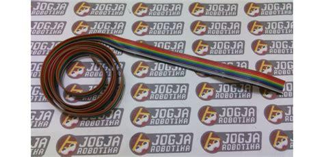 Kabel Awg 18 Aneka Warna Serabut jual kabel pelangi 10 pin
