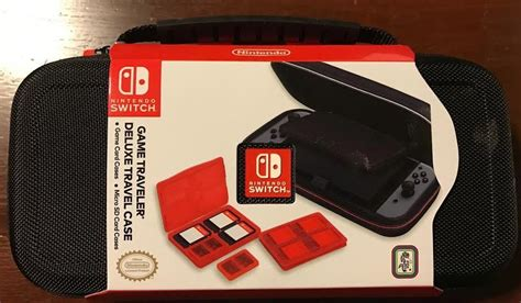Rds Nintendo Switch Deluxe System rds industries inc nintendo switch traveler deluxe travel nintendoswitch