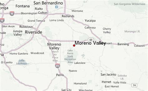 moreno valley california map moreno valley location guide