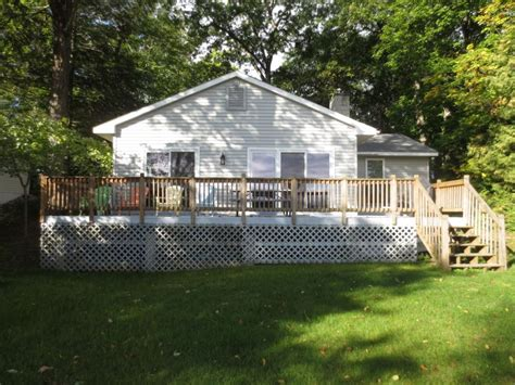 Green Lake Cottage Rentals by Interlochen Vacation Rental Vrbo 453766 3 Br Northwest