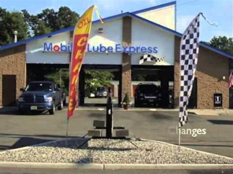 mobile lube express mobil 1 lube express of edison nj fast discounted