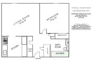 Senior Housing Floor Plans floorplan1