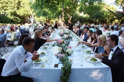 King S Table Wedding by Villa Not Excited By The Idea Of A Table