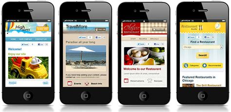 mobile websites syncroweb marketing services