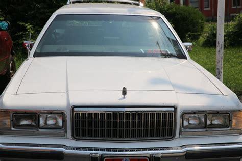 mercury fan cincinnati ohio mercury colony park cars for sale