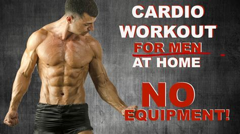 at home cardio workout for at home no equipment