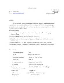 Model Of Resume Format by Resume Model