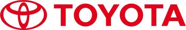 Logo Of Toyota Motors Toyota Logos