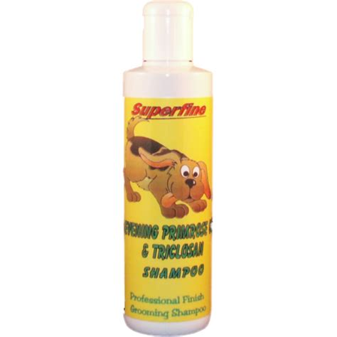 How To Detox From Triclosan by Superfine Evening Primrose Triclosan Shoo 250ml
