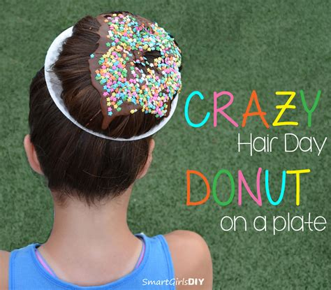 crazy hair day donut crazy hair day at lacrosse c