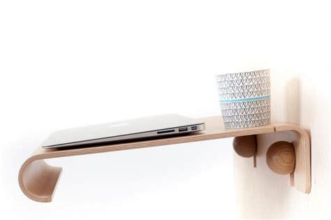 design laptop shelf nordic appeal