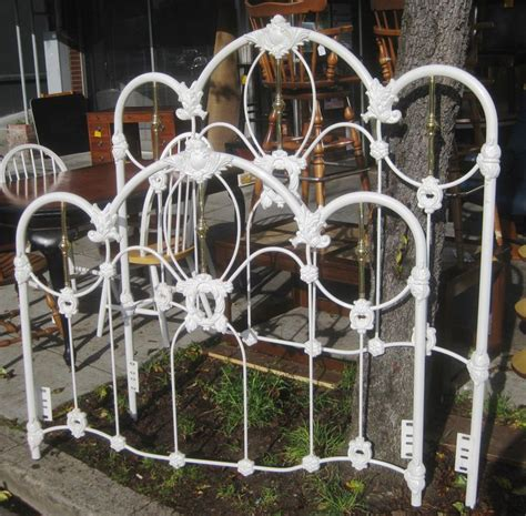Antique Cast Iron Bed Frames For Sale Iron Bed White Uhuru Furniture Collectibles Sold Iron Bed Frame 150