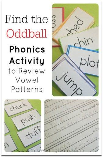 Book Review Of The Oddballs By Carlip by 1000 Images About Phonics On Phonics Bob