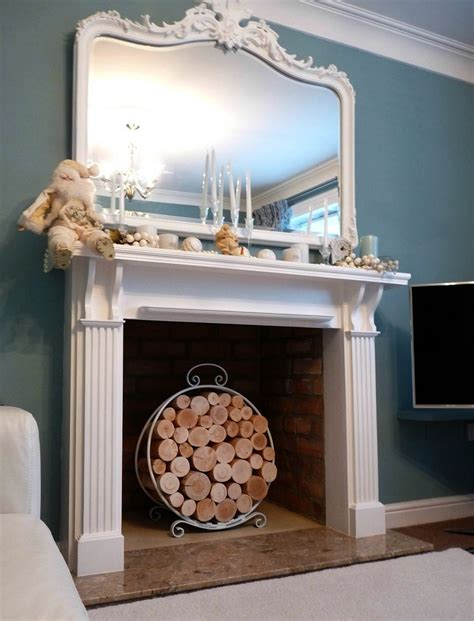 Decorative Wood Logs For Fireplace by Decorative Logs Feature Fireplace Decorative Logs